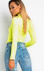 Gemini Lycra Neon Bodysuit Thumbnail