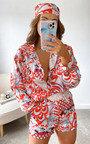 Gigi Shirt and Shorts with Bandana Co-Ord Thumbnail