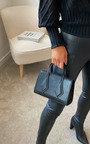 Hallie Faux Leather Bag Thumbnail