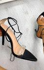 Harlow Lace Up High Heels  Thumbnail