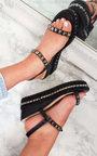 Harri Strap Wedge Sandals Thumbnail