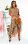 Heath Polka Dot Maxi Dress Thumbnail