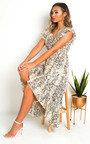 Heath Polka Dot Maxi Dress Thumbnail