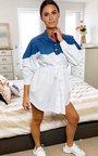 Helen Denim Shirt Dress Thumbnail