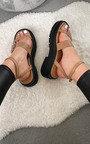 Helena Buckle Sandals  Thumbnail