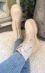Helena Lace Up Boots Thumbnail