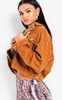 Hesta Contrast Stitch Denim Jacket Thumbnail