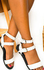 Hettie Studded Sandals  Thumbnail