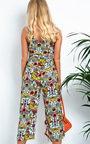 Hollie Floral Jumpsuit  Thumbnail