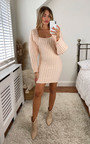 Holly Knitted Cardigan and Cami Dress Co-ord Thumbnail