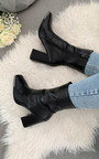 Hope Heeled Ankle Boots Thumbnail