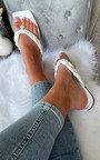 Hope Woven Flip Flop Sandals Thumbnail