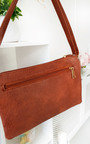 Imogen Bow Detail Cross Body Handbag Thumbnail