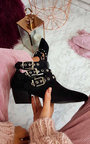 Imogen Buckle Ankle Boots  Thumbnail