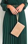 Ingrid Diamante Chainmail Clutch Bag Thumbnail