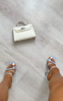 Ingrid Strappy Statement High Heels  Thumbnail