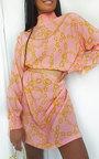 Iona High Neck Shift Dress Thumbnail