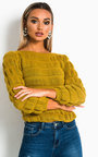 Izzie Chunky Knitted Jumper Thumbnail
