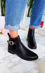 Izzy Studded Ankle Boots Thumbnail