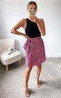 Jamilla Printed Wrap Skirt Thumbnail
