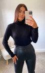 Jasmine High Neck Lace Top Thumbnail