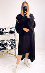 Jenna Knitted Cardigan and Dress Co-ord Thumbnail