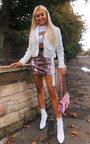 Jenni Faux Leather Jacket Thumbnail