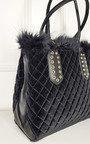 Jes Faux Fur Handbag Thumbnail