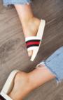 Jess Striped Sliders  Thumbnail