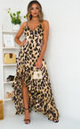 Jessica Printed Maxi Dress Thumbnail