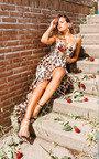 Jessica Printed Maxi Dress Thumbnail