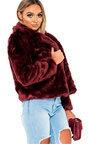 Jessie Faux Fur Jacket Thumbnail
