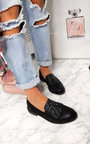 Jilly Faux Suede Tassell Brogue Trainer  Thumbnail