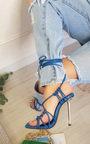 Joana Strappy Square Toe Heels Thumbnail
