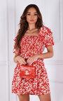 Jojo Floral Mini Dress Thumbnail