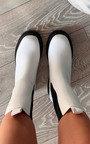 Joslin Faux Leather Long Boots Thumbnail
