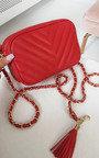 June Gold Chain Shoulder Bag Thumbnail