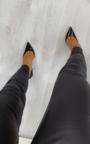 Kara Coated Skinny Jeans Thumbnail