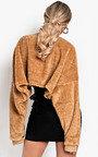 Karah Fleece Soft Crop Jumper Thumbnail
