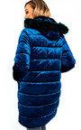 Kat Long-Lined Sleeved Puffer Coat Thumbnail