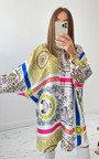Katalia Oversized Shirt  Thumbnail