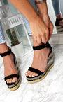 Kati Braided Wedged Woven Heel Thumbnail