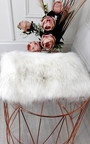 Pollie Faux Fur Shoulder Bag Thumbnail