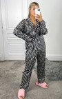 Katie Printed Pyjama Co-ord  Thumbnail