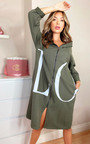 Kaya Love Oversized Jumper Dress Thumbnail