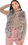 Kayleigh Faux Fur Gilet Thumbnail