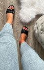 Kaz Woven Slip On Sliders Thumbnail