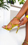 Keisha Strappy High Heels  Thumbnail