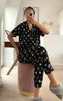 Kendal Printed Pyjama Co-ord  Thumbnail