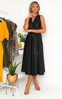 Khaleesi Faux Leather Dress Thumbnail